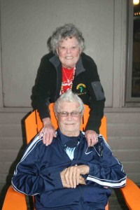 Carole and George Royer